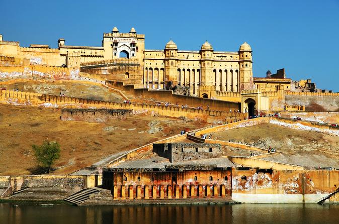Excursão particular Triângulo Dourado de seis dias: Deli, Agra, Jaipur e Mandawa