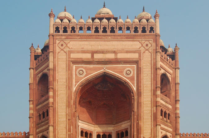 Private Custom Excursion Tour To Fatehpur Sikri From Agra With Guide
