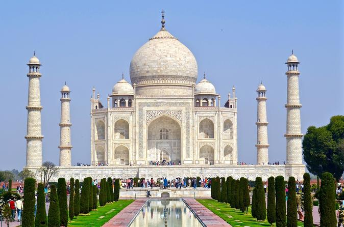Private Custom Tour: Agra Sightseeing With Guide