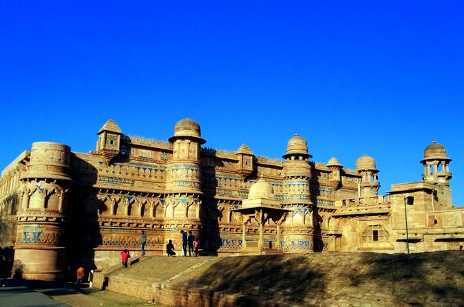 Private Custom Tour: Gwalior Half-Day Sightseeing With Guide