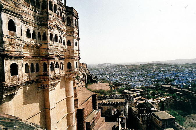 Private Custom Tour: Jodhpur Sightseeing with Guide
