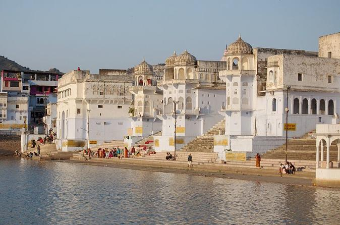 Private Custom Tour: Pushkar Sightseeing With Guide - Jaipur