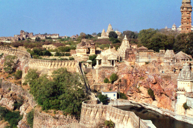 Private tour chittaurgarh fort from udaipur in udaipur 208846