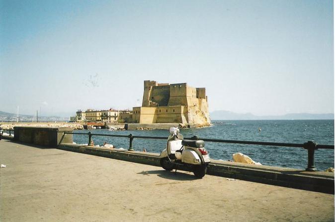 2 Day Tour of Naples, Pompeii, Sorrento, and Capri from Rome