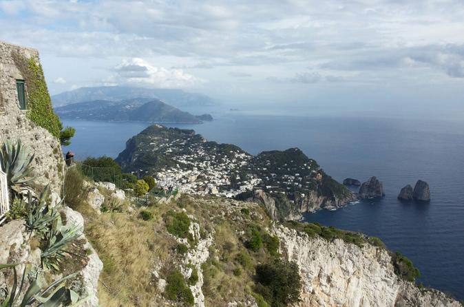 6-Day Rome, Pompeii, Capri, Naples, Sorrento from Rome