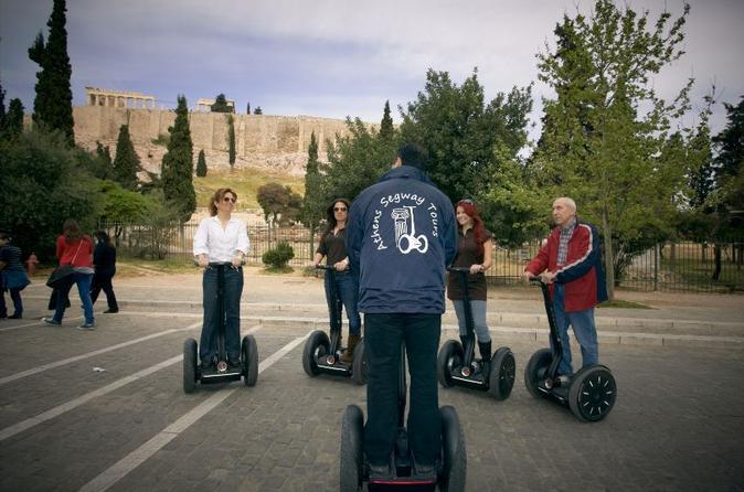 Acropolis of athens segway tour in athens 124691