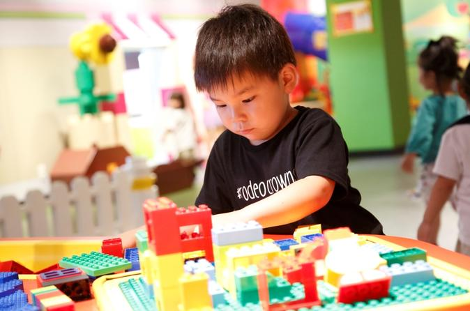 Weekday Entry to LEGOLAND Discovery Center Osaka: Adult and Child Ticket