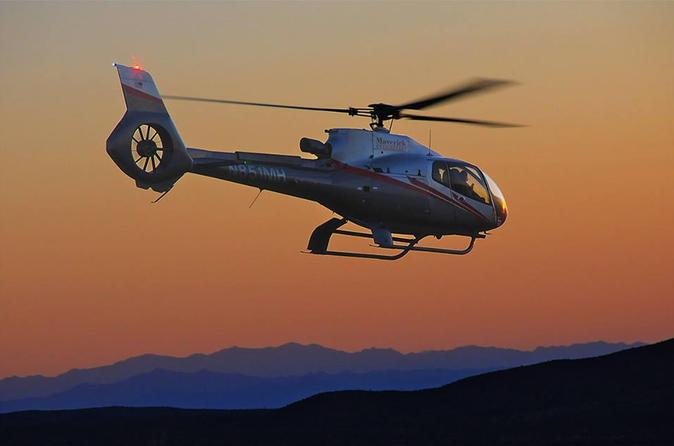 Grand Canyon Sunset Helicopter Tour from Las Vegas