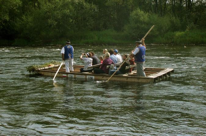 Rafting Tour - Dunajec Pieniny National Park From Kraków With Tickets - Krakow
