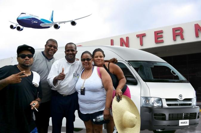 Private Airport Round-trip Transfer to Montego Bay Hotels
