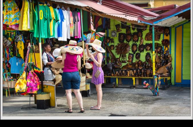 Private Montego Bay Highlight and Shopping Tour