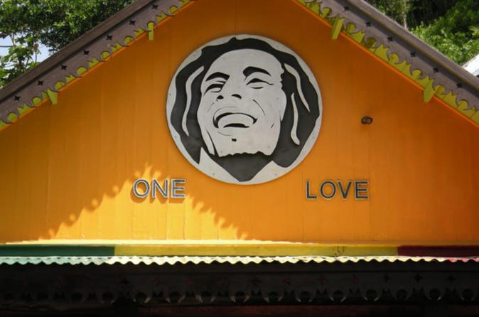 Private Tours from Montego Bay to Bob Marley Nine Mile
