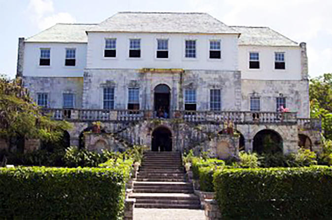 Private Tours from Montego Bay to Rose Hall Great House
