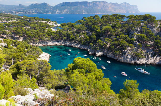 Cassis half day trip from aix en provence in aix en provence 128170