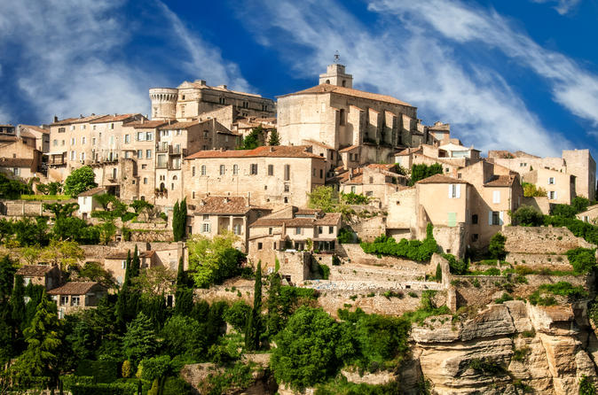Luberon villages half day tour from aix en provence in aix en provence 127851