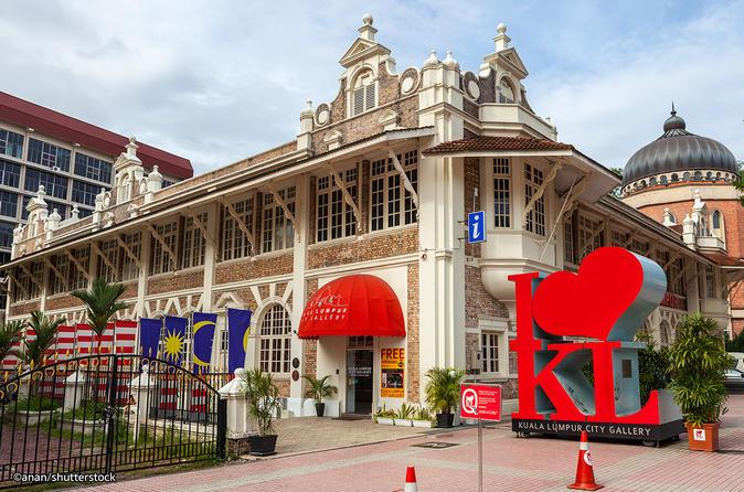Kuala Lumpur City Gallery Admission Ticket