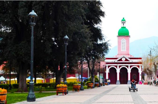 Santiago: Cajon del Maipo & Embalse El Yeso Tour