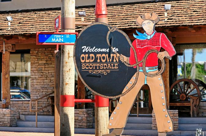 Old Town Scottsdale's Foodie Tour