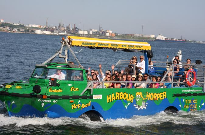 Halifax Harbour Hopper Tour