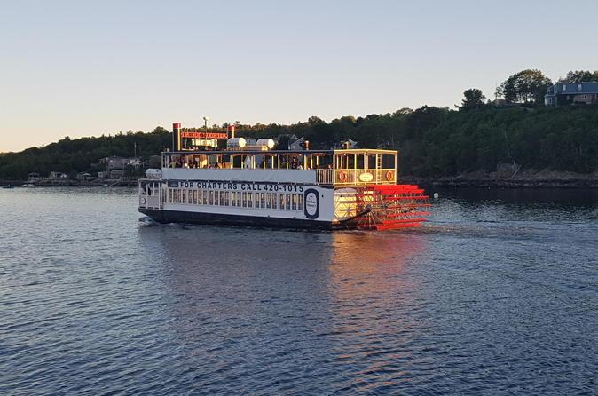 Historic Harbour Cruise
