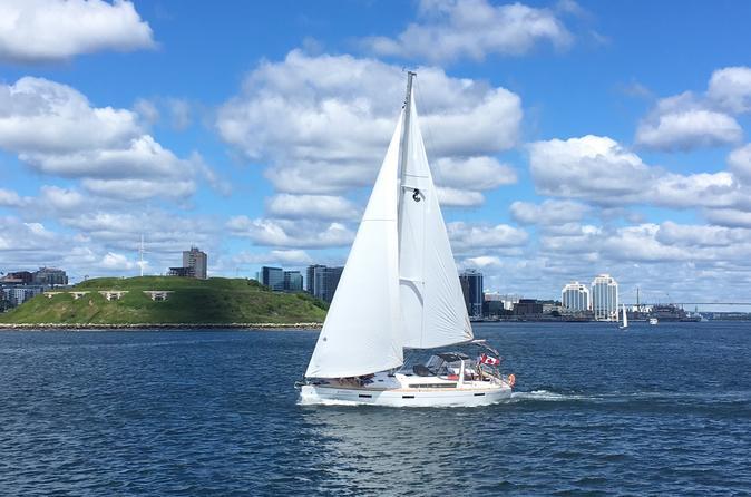 J Farwell Signature Sail