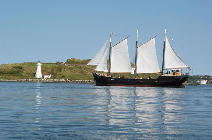 Tall Ship Silva Sailing Cruise