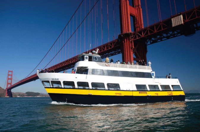 Skip the Line: San Francisco Bay Cruise Adventure