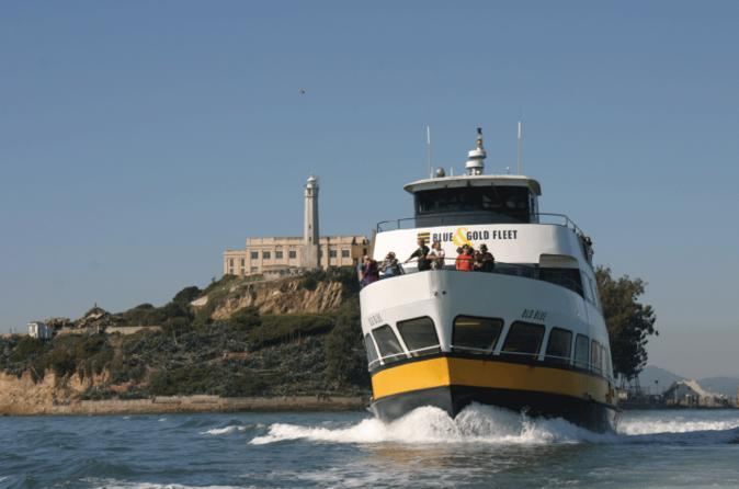 Skip the Line: San Francisco Escape from the Rock Cruise