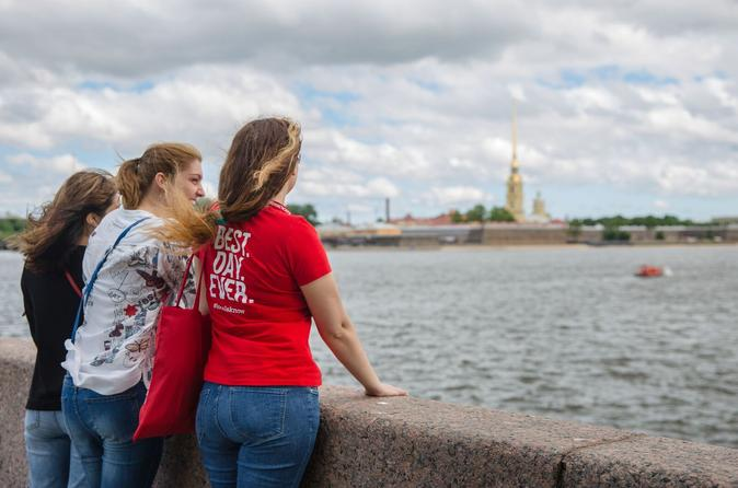 Shore Tour - Best of St Petersburg Including Free Visa