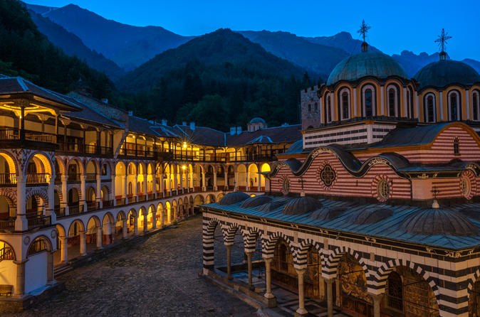 Rila Monastery with St Ivan Rilski Cave and Boyana Church Guided Day Tour