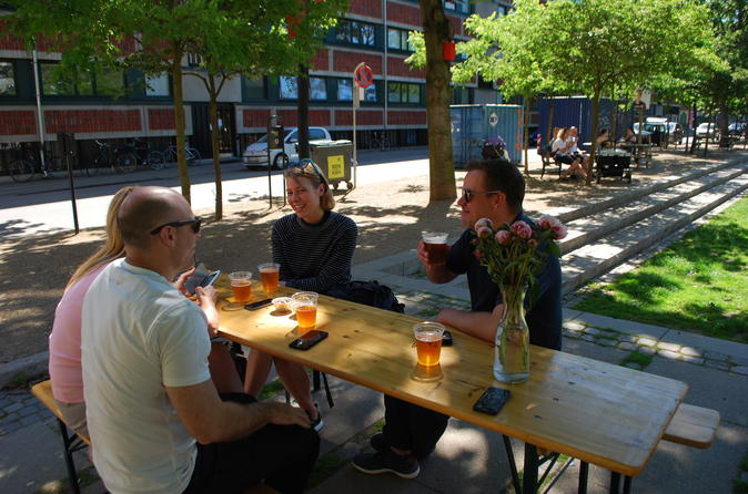 Small-Group Vesterbro Beer and Culture Walking Tour in Copenhagen