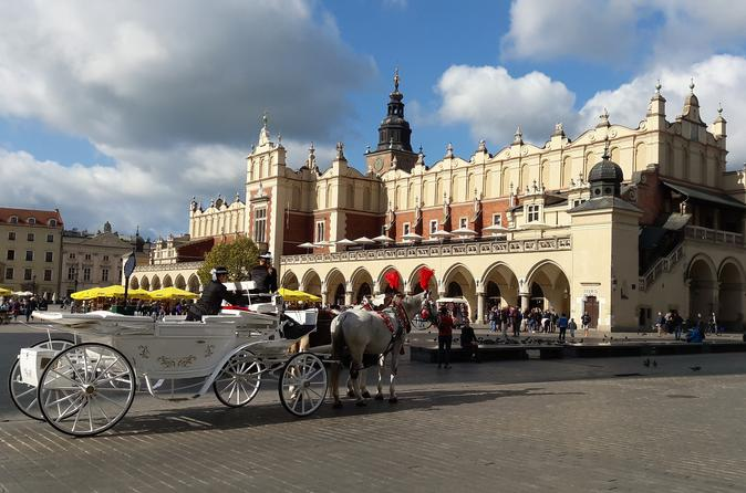 The Best Krakow One Day Tour from Warsaw by private car