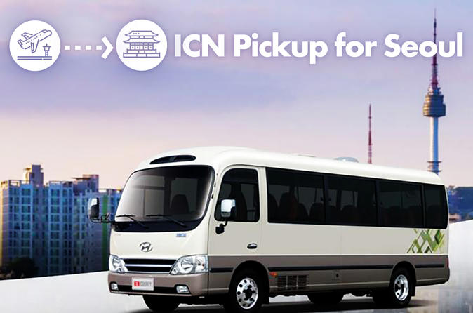 Incheon International Airport Minibus Transfers (ICN Pickup) for ...