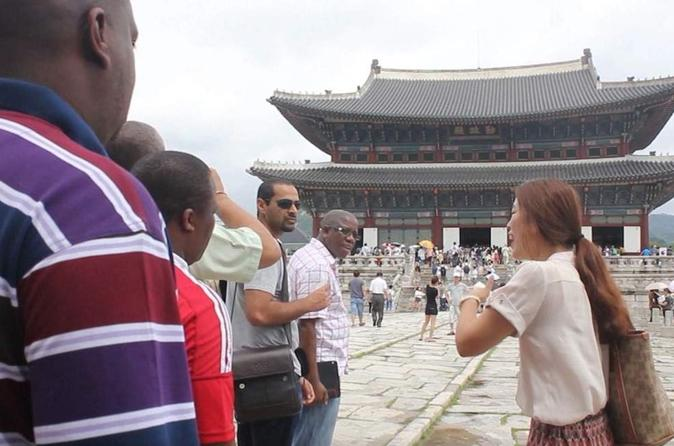 Seoul Private 4 Hour Tour with A Korean Buddy