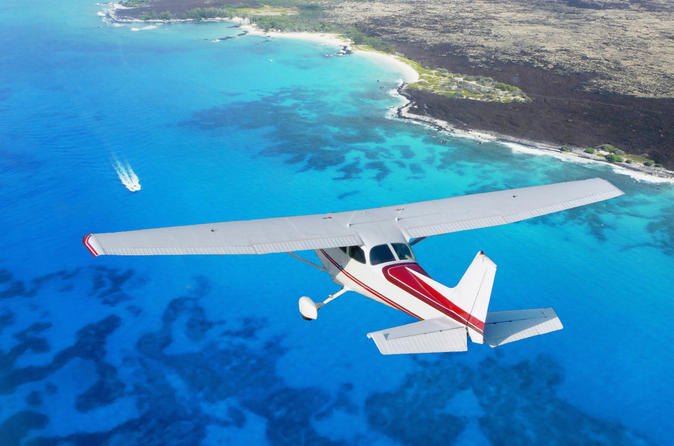 Cancun Scenic Flight At Sunset 2017  Cancun