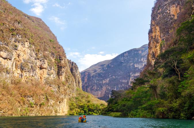 Chiapa de corzo day trip and sumidero canyon scenic boat ride in tuxtla guti rrez 156900