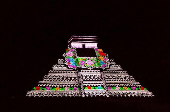 Chichen Itza by Night and Day: Archaeologist-Led Tour, Lunch and Light and Sound Show from Playa del Carmen