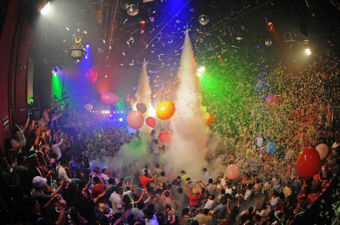 CoCo Bongo Playa del Carmen Nightclub with Optional VIP Pass