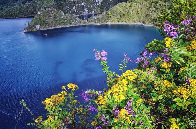 El chifl n waterfalls and montebello lakes national park day trip in tuxtla guti rrez 156857