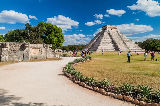 Evite as filas de entrada para Chichen Itza saindo de Cancun