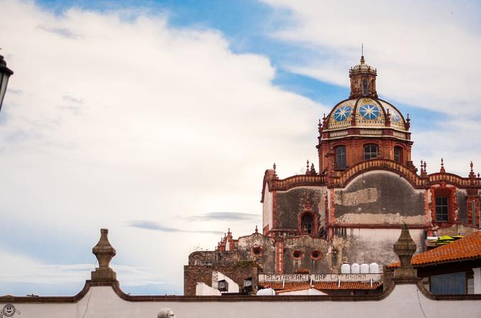 Full Day Taxco and Cuernavaca Tour from Mexico City with Lunch