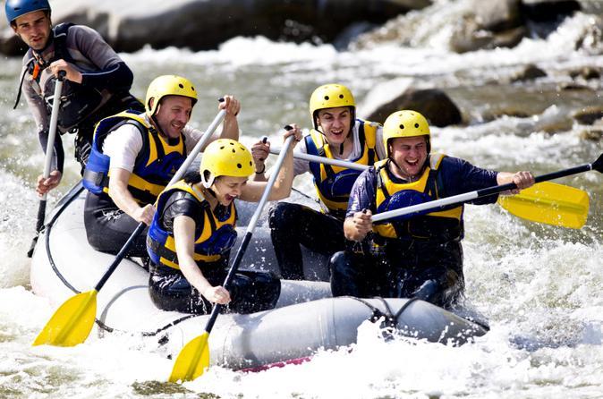 Huatulco River Rafting on the Copalita River