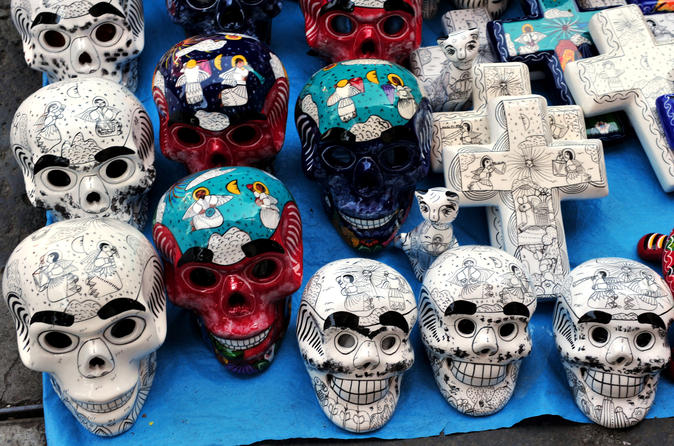 San Angel Walking Tour in Mexico City