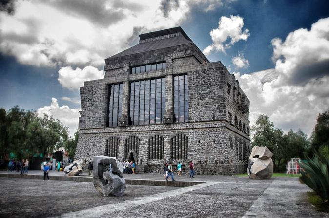Skip the Line: Museo Diego Rivera Anahuacalli Entrance Ticket