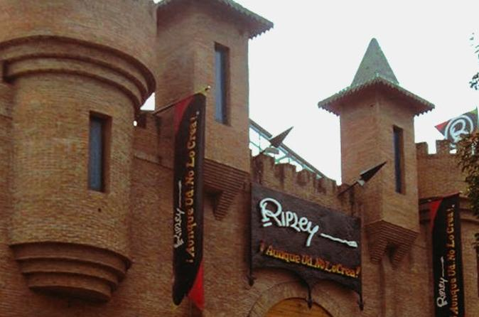 Skip the Line: Ripley's Believe It or Not! and Wax Museum in Mexico City