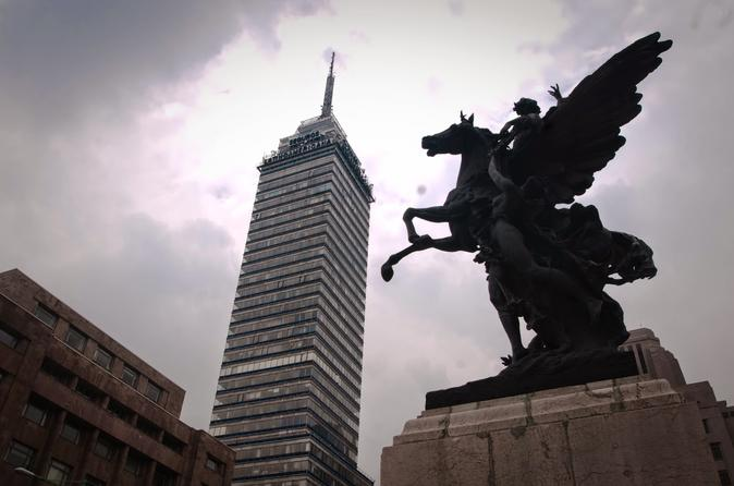 Skip the Line: Torre Latinoamericana Entrance Ticket