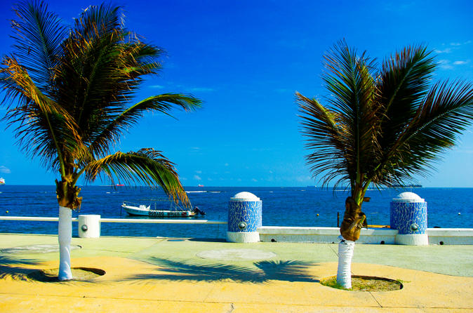 Veracruz City Sightseeing Tour Including San Juan de Ulúa Castle