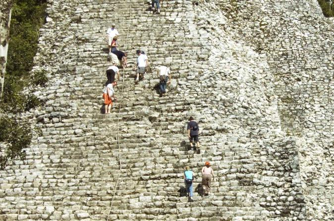 Coba Ruins Early Access Tour with an Archaeologist from Playa del Carmen