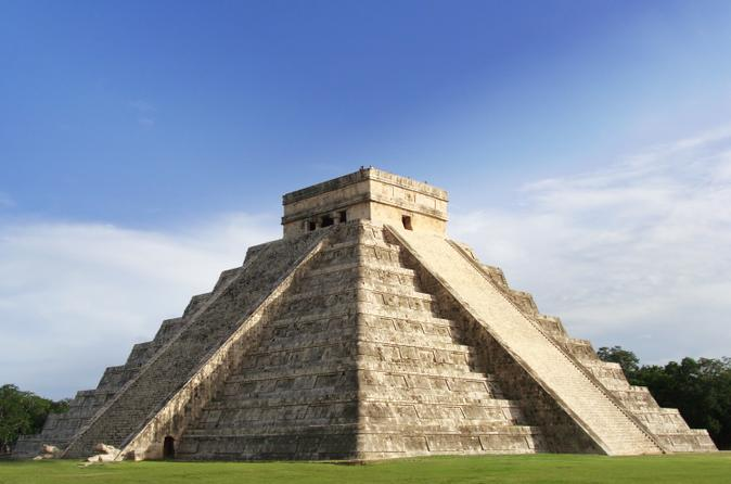 Viator exclusive early access to chichen itza with a private in cancun 154311