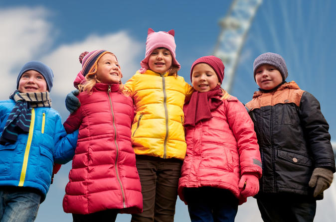 Eye Spy - Supervised Children's tour to the London Eye (Supervised Children's tours)